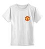 """Детская футболка классическая унисекс """"Manchester United"""""""
