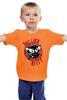 "Детская футболка ""Bad Luck"" - кошка, bad, kitty, cat, luck"