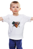 "Детская футболка ""Мстители"" - супергерои, marvel, мстители, avengers, superheroes, the avengers"