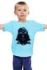 "Детская футболка ""Звездные войны"" - star wars, dark side, darth vader, звездные войны, дарт вэйдер"