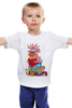 """Детская футболка """"читатель"""" - прикол, cartoon"""