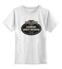 """Детская футболка классическая унисекс """"Harley-Davidson"""" - мото, байк, harley davidson, чоппер, харлей"""