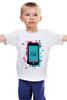 """Детская футболка """"Игрок (Геймер)"""" - gamer, геймер, игрок, время игр"""