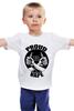 "Детская футболка ""Proud to vape"" - пар, vape, vaping, электронные сигареты"