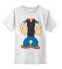"""Детская футболка классическая унисекс """"Моряк Попай"""" - popeye, sailor, моряк, моряк попай"""