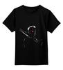 """Детская футболка классическая унисекс """"Старый добрый Арни"""" - арнольд, шварценеггер, терминатор, the terminator"""