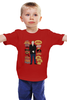 "Детская футболка классическая унисекс ""Dr John H. Watson"" - london, sherlock, шерлок, watson, ватсон"