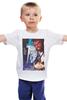 """Детская футболка классическая унисекс """"У Холмов Есть Глаза """" - ужасы, монстры, афиша, kinoart, у холмов есть глаза"""