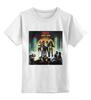 "Детская футболка классическая унисекс ""KISS / Love Gun"" - kinoart, rock, кисс, kiss"