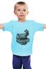 """Детская футболка классическая унисекс """"Raccoon Terrorist"""" - оружие, енот, raccoon terrorist, террорист"""