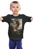 """Детская футболка классическая унисекс """"Викинги Лагерта"""" - викинги, vikings, лагерта"""