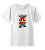 "Детская футболка классическая унисекс ""I'M FROM THE OLDSCHOOL"" - nintendo, oldschool, марио, mario bros"