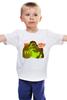 """Детская футболка классическая унисекс """"mf doom"""" - doom, marvel, доктор дум, doctor doom"""