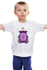 "Детская футболка классическая унисекс ""My Little Pony - герб Twilight Sparkle (Искорка)"" - mlp, my little pony, пони, твайлайт спаркл"