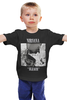 "Детская футболка классическая унисекс ""Nirvana Bleach album t-shirt"" - grunge, nirvana, kurt cobain, курт кобейн, нирвана"