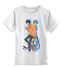"""Детская футболка классическая унисекс """"Nyan Cat & Tac Nayn T-shirt"""" - cat, nyan, nyancat, tacnayn"""