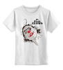 """Детская футболка классическая унисекс """"Evil Clown"""" - арт, клоун, evil, зло, clown"""