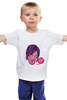 """Детская футболка классическая унисекс """"Дэрил Диксон"""" - ходячие мертвецы, the walking dead, дэрил диксон"""