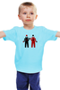"Детская футболка ""Depeche Mode"" - depeche mode, депеш мод, dm, dave gahan, martin gore"