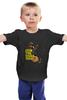 """Детская футболка """"Star Wars"""" - star wars, звездные войны, печеньки, звезда смерти, дарт вейде"""