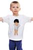"Детская футболка ""SWAG*_*"" - девушка"