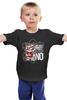 """Детская футболка """"Bazinga!"""" - bazinga, теория большого взрыва, grumpy cat, бугагашенька, угрюмый кот"""