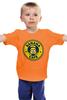 """Детская футболка классическая унисекс """"Banana Cafe (Minion)"""" - banana, миньон, гадкий я, minion, банана"""