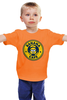 "Детская футболка ""Banana Cafe (Minion)"" - banana, миньон, гадкий я, minion, банана"