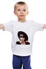"""Детская футболка классическая унисекс """"Марла Сингер (Бойцовский клуб)"""" - бойцовский клуб, fight club, марла сингер, marla singer"""