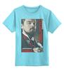 "Детская футболка классическая унисекс ""Django Unchained - Di Caprio"" - django, tarantino, ди каприо, kinoart, di caprio"