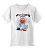 "Детская футболка классическая унисекс ""Helloween ( rock band )"" - heavy metal, helloween, рок музыка, хэви метал, хэлловин"