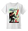 """Детская футболка классическая унисекс """"ретро фейверки"""" - ретро, дизайн, стильно, новое, фейверк"""