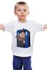 "Детская футболка ""Fat Doctor Who"" - doctor who, доктор кто, тардис, обжорство"