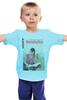 "Детская футболка ""Death Proof Abernathy"" - винтаж, tarantino, квентин тарантино, death proof, доказательство смерти"