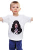 """Детская футболка классическая унисекс """"Йеннифэр"""" - ведьмак, witcher, the witcher, йеннифэр"""