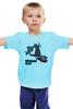 """Детская футболка """"Щекотка и Царапка (Симпсоны)"""" - симпсоны, the simpsons, щекотка и царапка"""