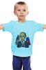 "Детская футболка ""Mr President"" - usa, россия, joke, russia, путин, сша, putin, president"