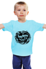 "Детская футболка классическая унисекс ""Ford Motor Co."" - форд, ретро автомобили, ford, машина марки форд, логотип форд"