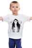 """Детская футболка классическая унисекс """"Trust no bitch"""""""