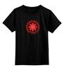 """Детская футболка классическая унисекс """"Red Hot Chili Pepers"""" - рок, rock, красные острые перцы чили, rhcp, red hot chili pepers"""