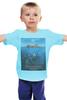 "Детская футболка ""Piranha / Пираньи"" - девушки, sex, piranha, kinoart, пираньи"