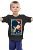 "Детская футболка ""Yoshi (Mario)"" - obey, mario, island, йоши"