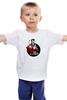 """Детская футболка """"От Розарио Агро еще никто не уходил!"""" - мафия, итальянцы в россии, мафиоза, розарио агро, мафиози"""