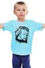 "Детская футболка ""Metallica"" - heavy metal, metallica, металлика, james hetfield, джеймс хетфилд"