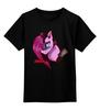 """Детская футболка классическая унисекс """"Pinkamena Diana Pie """" - pony, mlp, пони"""