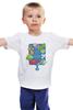 """Детская футболка """"Go vegan"""" - веган, vegan, go vegan"""
