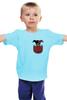 """Детская футболка классическая унисекс """"Харли Квинн (Harley Quinn)"""" - джокер, бэтмен, харли квинн, harley quinn, карман"""