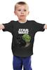 """Детская футболка """"star wars"""" - star wars, вейдер, йода, звёздные войны"""