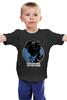 """Детская футболка классическая унисекс """"Шерлок Холмс (Sherlock Holmes)"""" - sherlock, шерлок, consulting detective"""