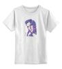 """Детская футболка классическая унисекс """"Элвис Пресли"""" - элвис пресли"""